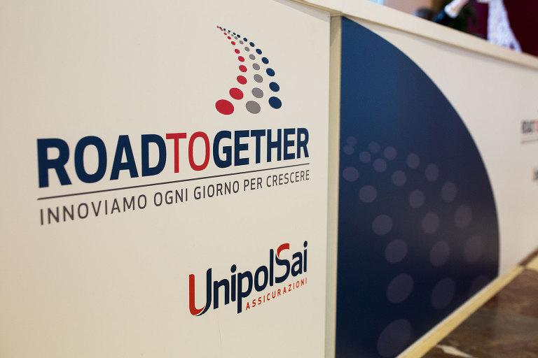 Fotografo Foto eventi aziendali - Road Together UnipolSai